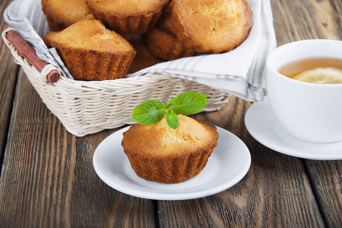 Bambú Clinic muffin recipes