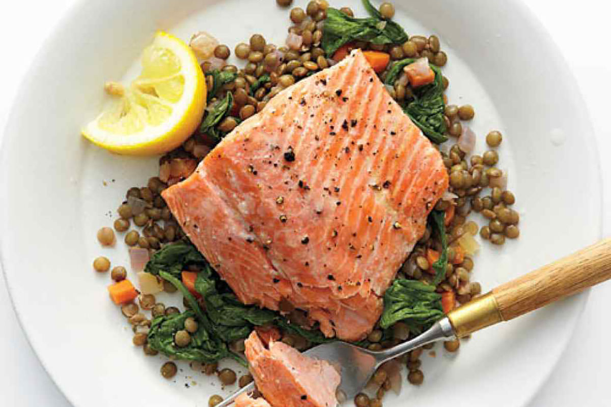Bambú Clinic wild salmon recipes